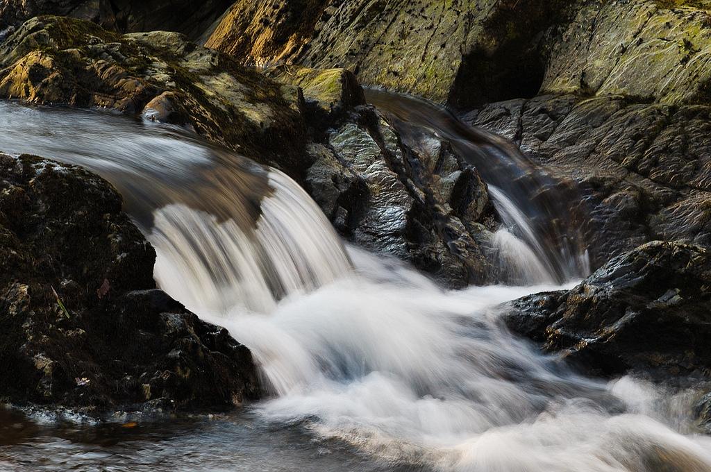 river flow dslr